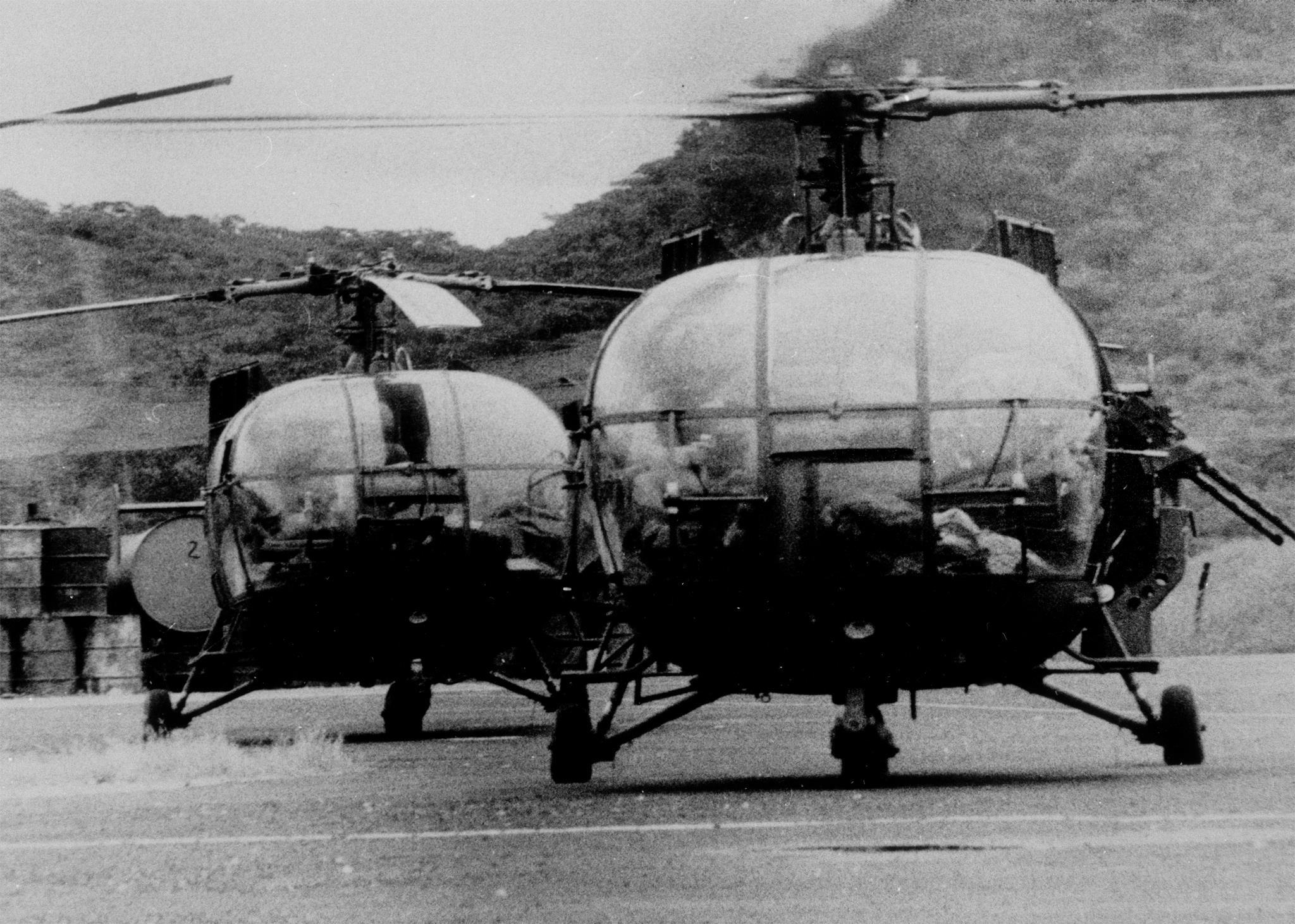 RAR Fire Force. – Rhodesian War Games