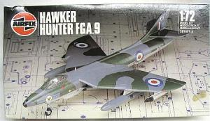 Airfix 2073 hunter