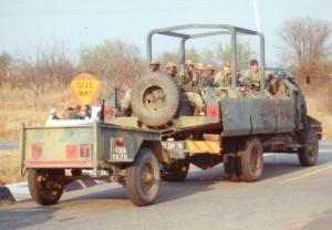 Puma varient trailer rear