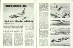 ScaleAircraftModellingAugust1982RhodesianAirForce1