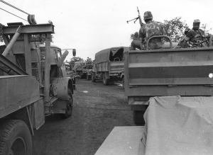 2RAR 4.5s and Bedford MK wrecker