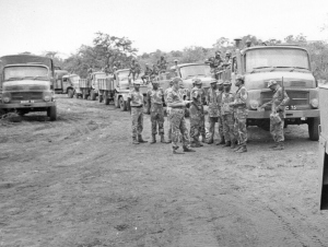 2RAR convoy detail