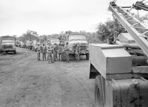 2RAR convoy orders