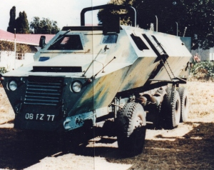 MAP artillery tractor 5.5