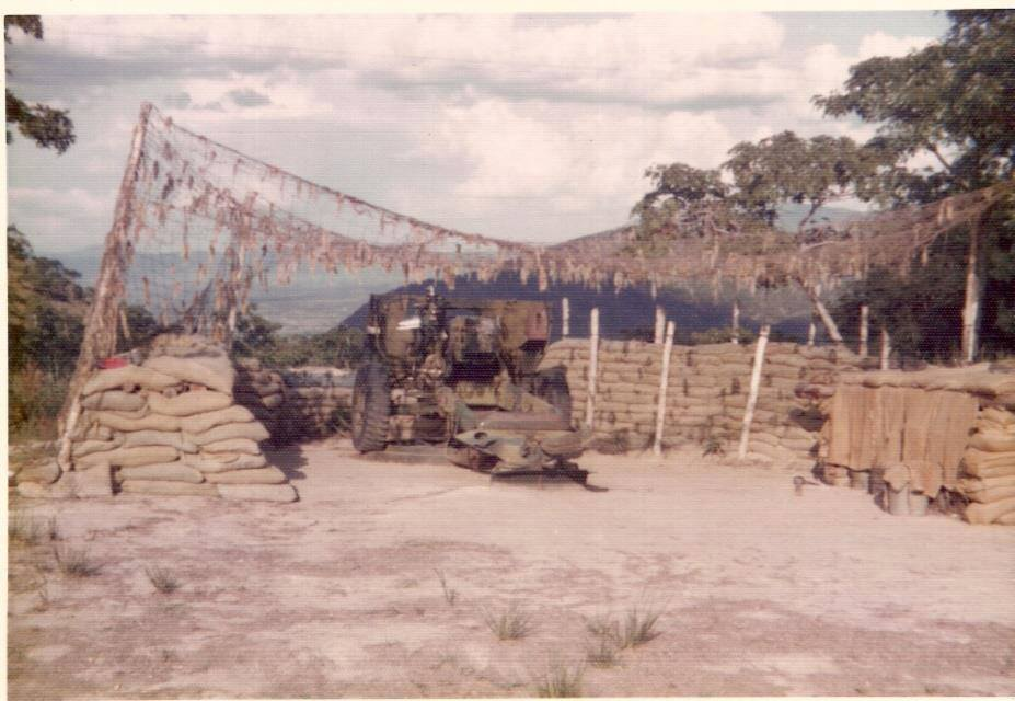 Rhodesian artillery at umtali rhodesian war games for Jardin jardine