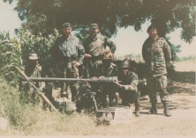 a coy 1rar OFFICERS AND NCOs