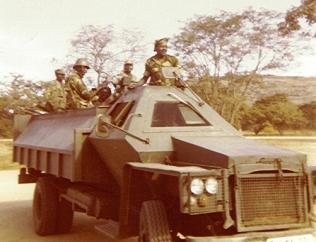 Mudzi Puma patrol 1