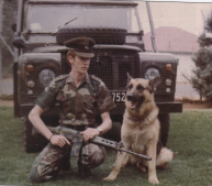 PO AND DOG 1978