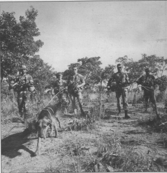 SU Combat Tracking team