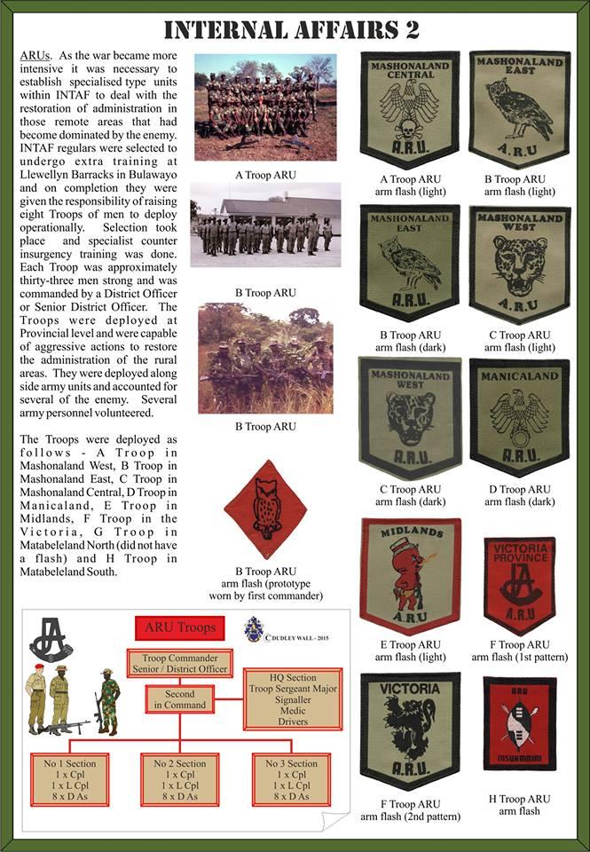intaf badges corrected